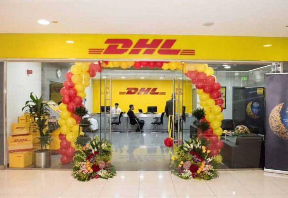Văn Phòng - Chuyển Phát Nhanh DHL Tại Hải Phòng