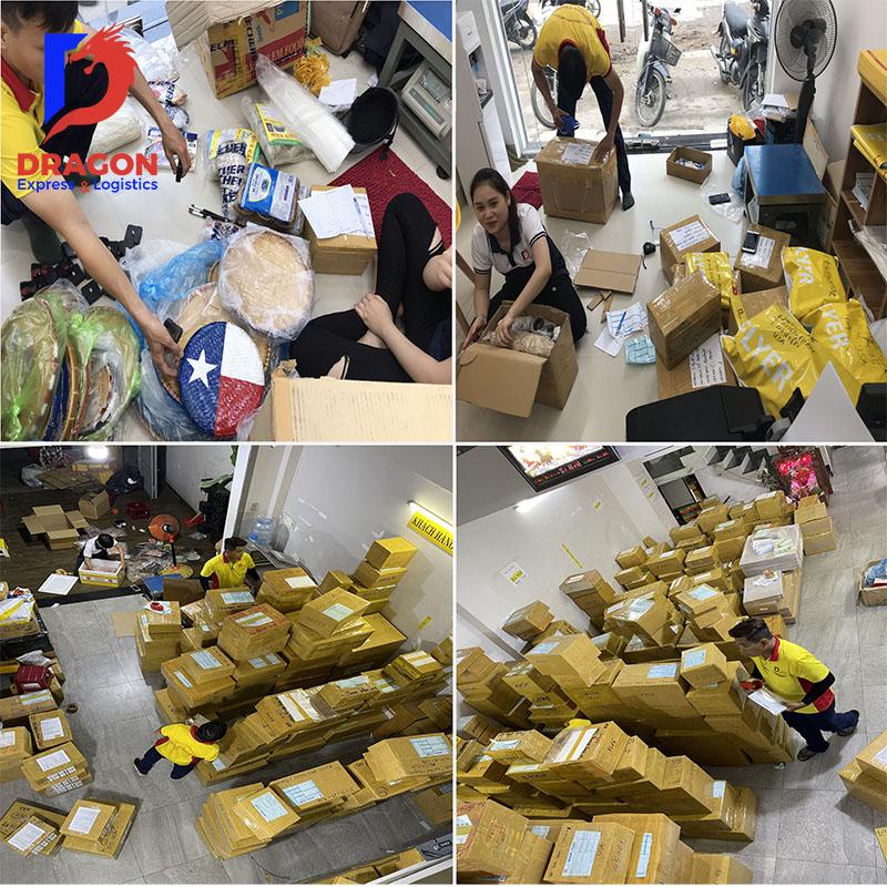 Gửi hàng đi Mỹ tại Đà Nẵng - Dragon Express - Nhận đa dạng hàng hóa