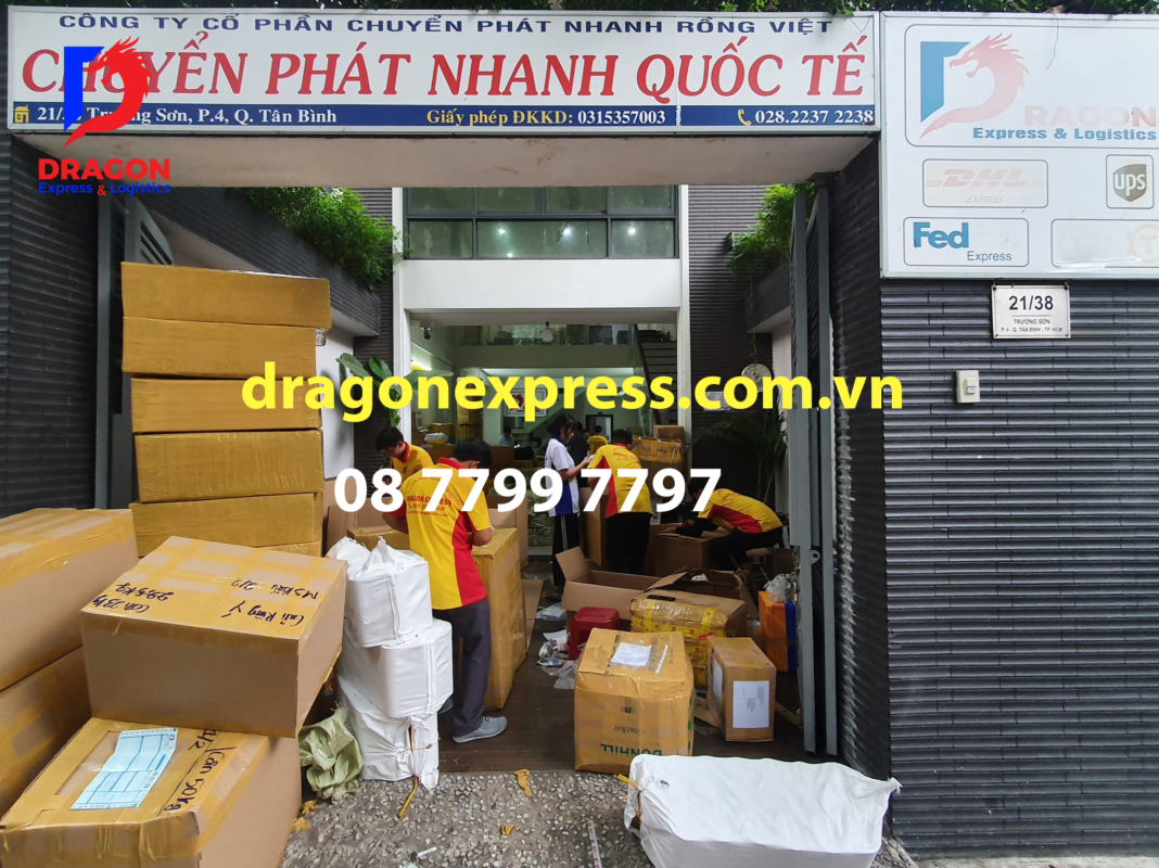 Dragon Express - Tại TPHCM