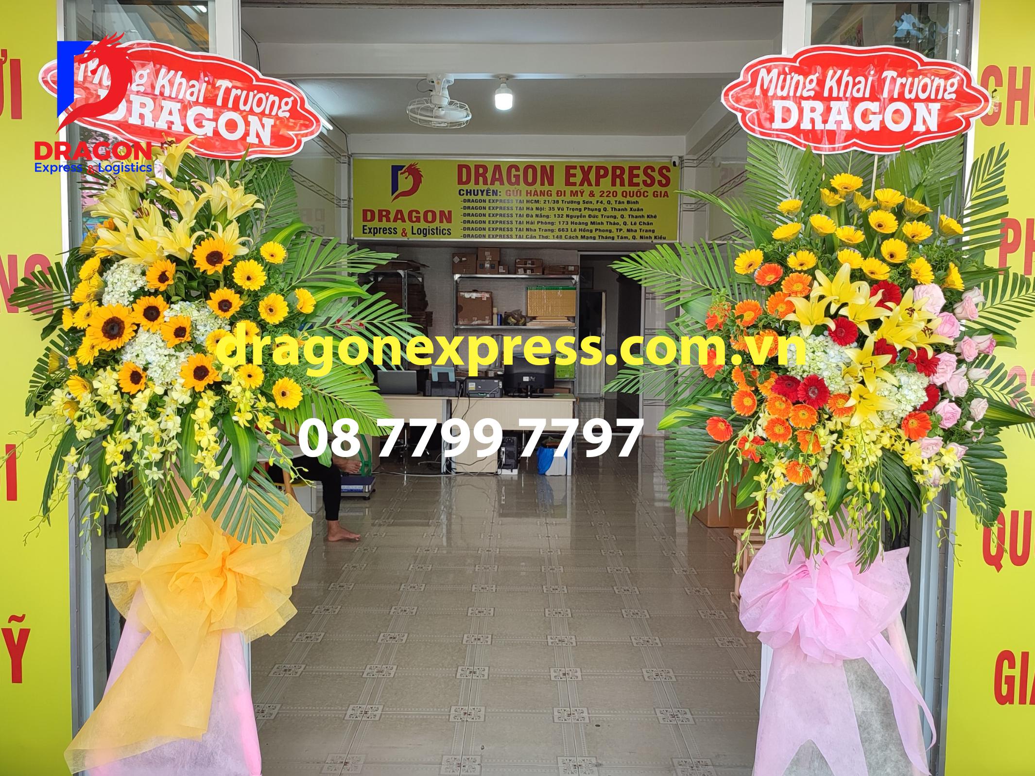 Văn Phòng - Dragon Express