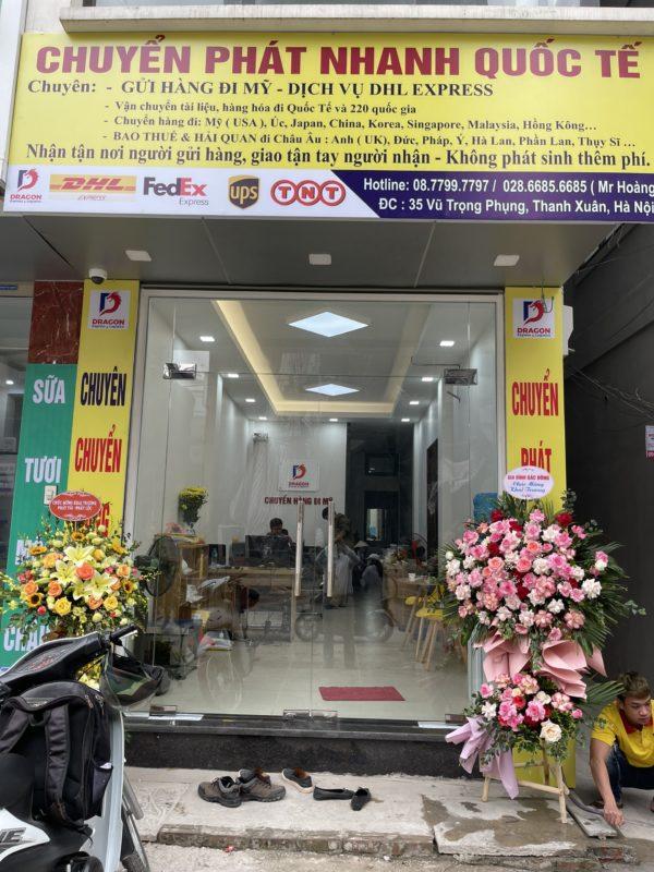 Dragon Express Hà Nội