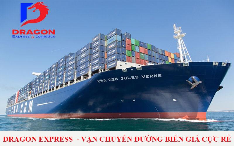 Gửi hàng đi Mỹ tại Đà Nẵng - Dragon Express - Vận chuyển đường biển giá cực Rẻ